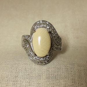 «Дубай светлый» кольцо