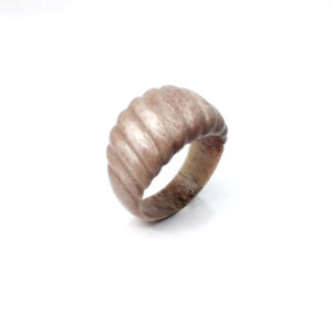 Кольцо из рога оленя «Арктик»