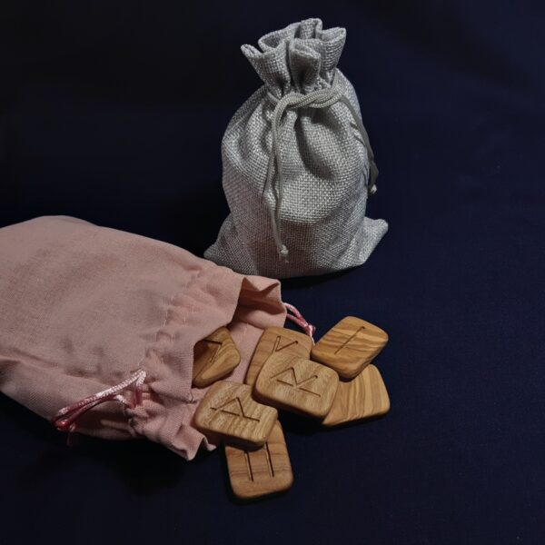 Руны в мешочке