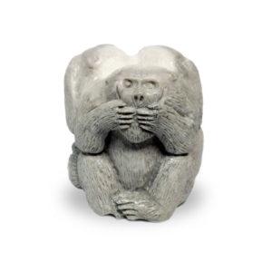 «Три мудрые обезьяны» нэцкэ