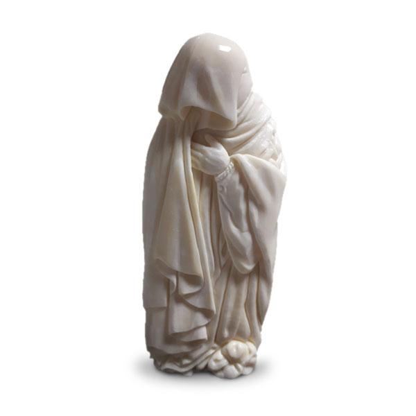 Статуэтка из клыка моржа