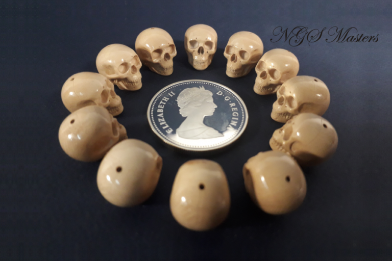 Скидки на все изделия из черепов до 31 октября