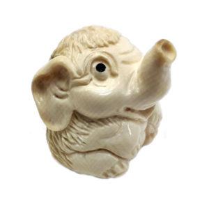 «Мамонтёнок» миниатюра-кулон
