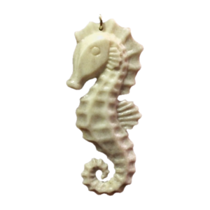 «Морской конёк» кулон
