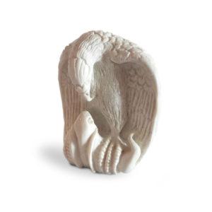 Орёл с добычей
