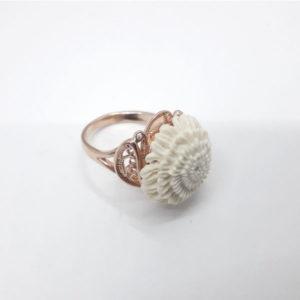 «Астра» кольцо