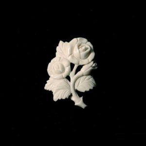 «Розы» брошь