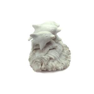 «Дельфины» скульптура
