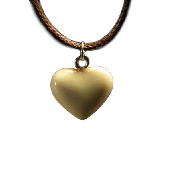 Сердечко кулон