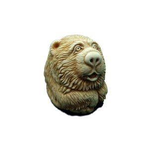 Медведик. Фигурка из бивня мамонта