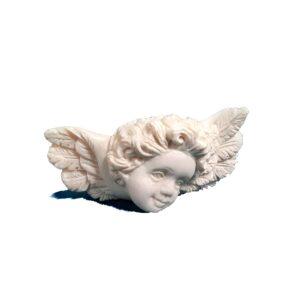 Ангелочек. Кулон из бивня мамонта